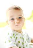 Portret młode dziecko Fotografia Royalty Free