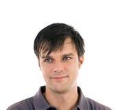 Portret młody człowiek Obrazy Stock