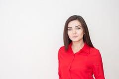 Portret młoda dziewczyna Obraz Stock