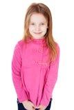Portret mała dziewczynka Zdjęcia Stock