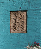 portret majów Obraz Royalty Free