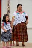 Portret Majska matka i dziecko Obraz Stock