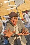 Portret Maynard trzepnięcia łopot Fotografia Stock