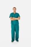 Portret medyczny profesjonalista Zdjęcia Stock