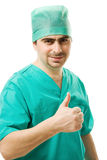 Portret medyczny profesjonalista Obraz Stock