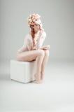 Portret młoda kobieta Fotografia Stock