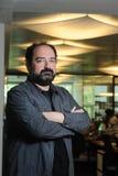 Portret Nevzat Aydin Zdjęcie Stock