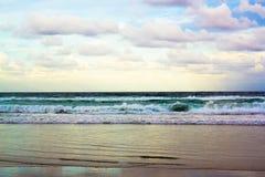 Portret ocean Zdjęcia Royalty Free