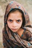 Portret Pakistańscy ludzie fotografia royalty free