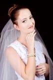 Portret panna młoda zdjęcia stock