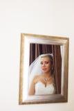 Portret panna młoda Fotografia Stock