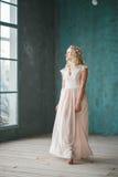 Portret panna młoda Zdjęcie Royalty Free