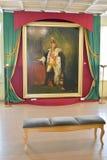 Portret Paul w 1 Priory pałac w Gatchina Obrazy Stock