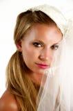 Bridal portret Zdjęcie Royalty Free