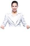 portret piękna biznesowa kobieta Zdjęcia Stock