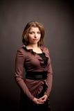 portret piękna kobieta Fotografia Stock