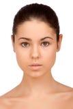 Portret piękna kobieta Zdjęcie Royalty Free