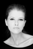 Portret potomstwa, beautyful kobieta Obraz Royalty Free