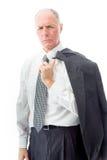 Portret poważny biznesmen zdjęcia royalty free