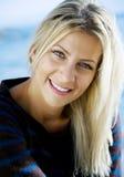 portret pretty woman Obraz Stock