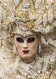 Portret Przebrana osoba Obraz Royalty Free