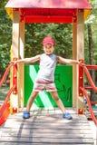 Portret rok chłopiec 3-4 Obraz Royalty Free