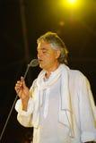 Andrea Bocelli Obrazy Royalty Free
