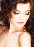 portret seksowna kobieta Obraz Stock