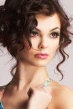 portret seksowna kobieta Fotografia Stock