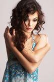 portret seksowna kobieta Zdjęcia Royalty Free
