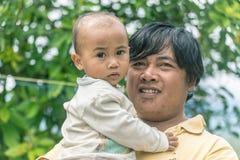 Portret Toraja ludzie Zdjęcie Royalty Free