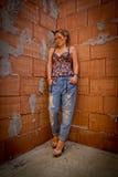 Portret urbain Photographie stock libre de droits