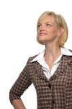 Portret van Aantrekkelijke Busnine Stock Fotografie