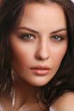 Portret van aantrekkelijke jonge volwassene stock afbeeldingen