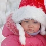 Portret van baby Stock Foto