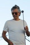 Andrea Bocelli Stock Foto