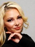 Portret van blond Royalty-vrije Stock Foto