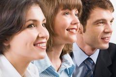 Portret van businesspeople stock fotografie