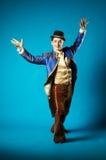 Portret van de acteur Royalty-vrije Stock Foto's