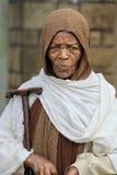 Portret van de Afrikaanse vrouw Stock Afbeelding