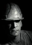 Portret van de arbeider Royalty-vrije Stock Afbeeldingen