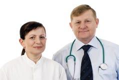 Portret van de arts. Stock Fotografie