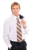 Portret van de bedrijfsmens Stock Afbeelding