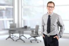 Portret van de bedrijfsmens Stock Afbeeldingen