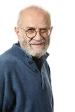 Portret van de hogere mens royalty-vrije stock afbeelding