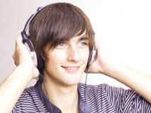 Portret van de jonge man Stock Foto's