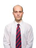 Portret van de jonge man royalty-vrije stock fotografie
