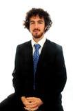 Portret van de jonge mens Royalty-vrije Stock Fotografie