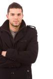 Portret van de jonge toevallige mens Stock Foto's