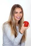 Portret van de jonge vrouw Royalty-vrije Stock Fotografie